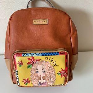 NWT - Designer Nicole Lee Backpack